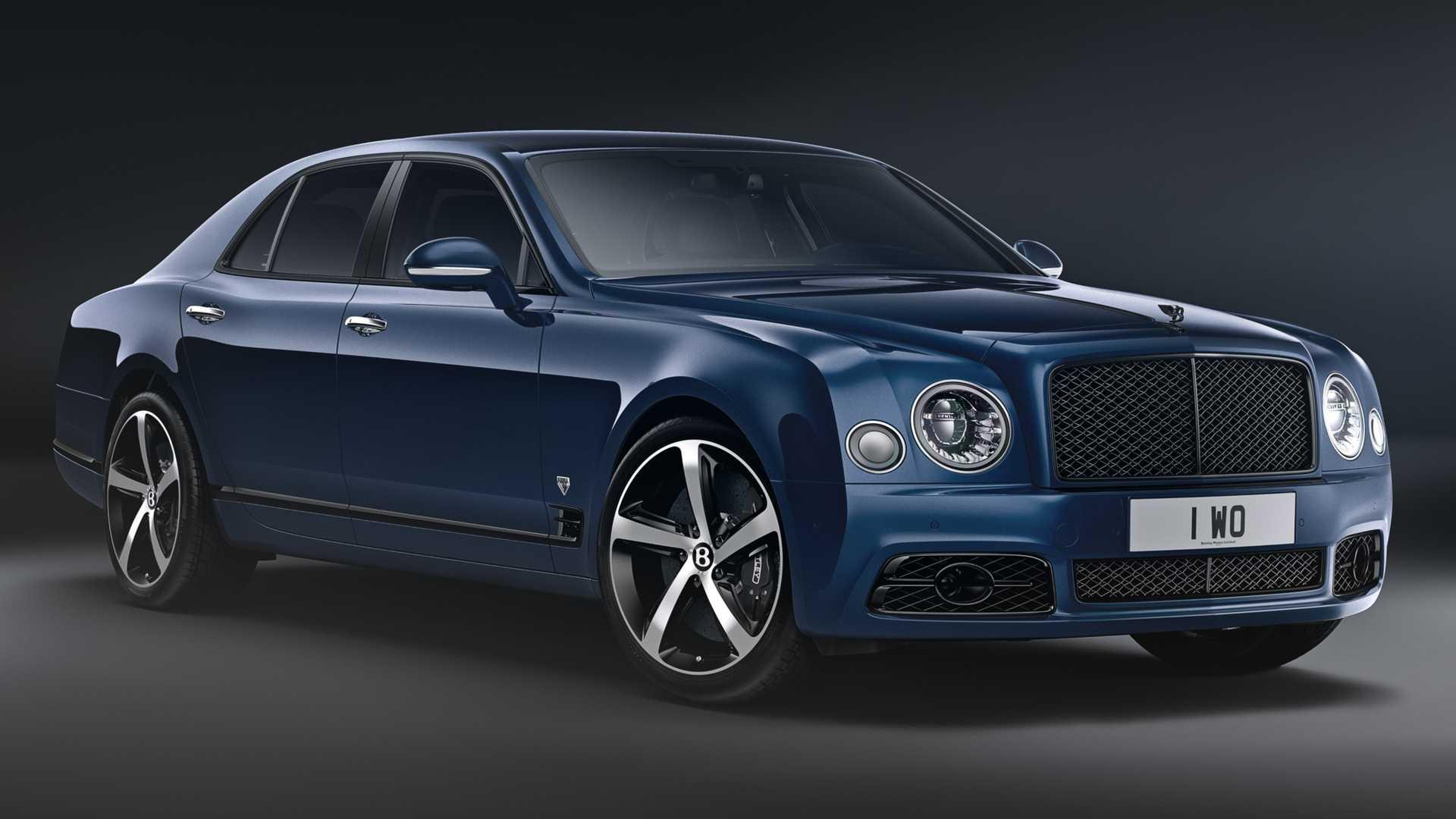 Bentley Mulsanne 6.75 Edition, mạnh 530 mã lực, phiên bản giới hạn 50 chiếc - 1