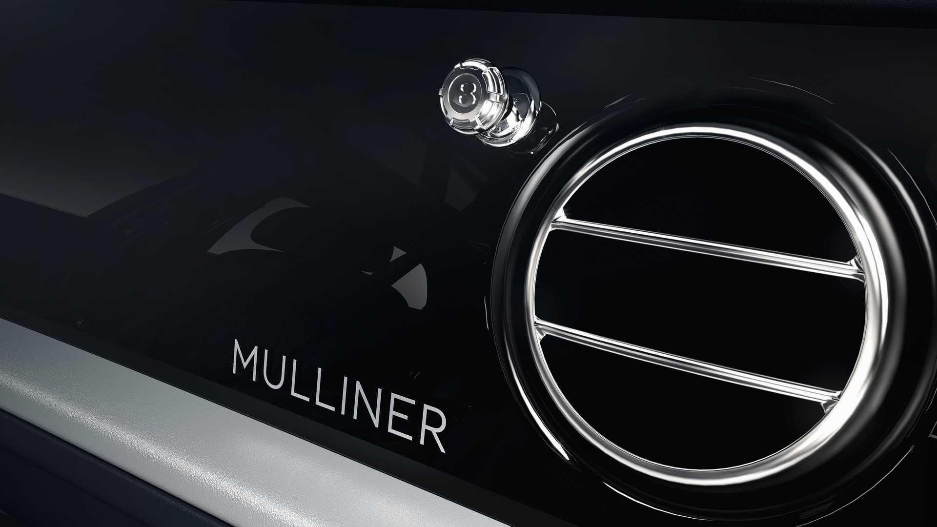 Bentley Mulsanne 6.75 Edition, mạnh 530 mã lực, phiên bản giới hạn 50 chiếc - 10