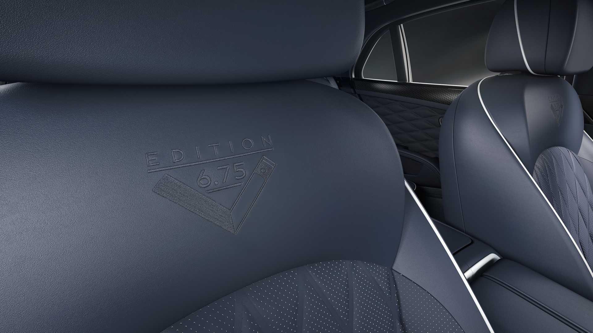 Bentley Mulsanne 6.75 Edition, mạnh 530 mã lực, phiên bản giới hạn 50 chiếc - 11