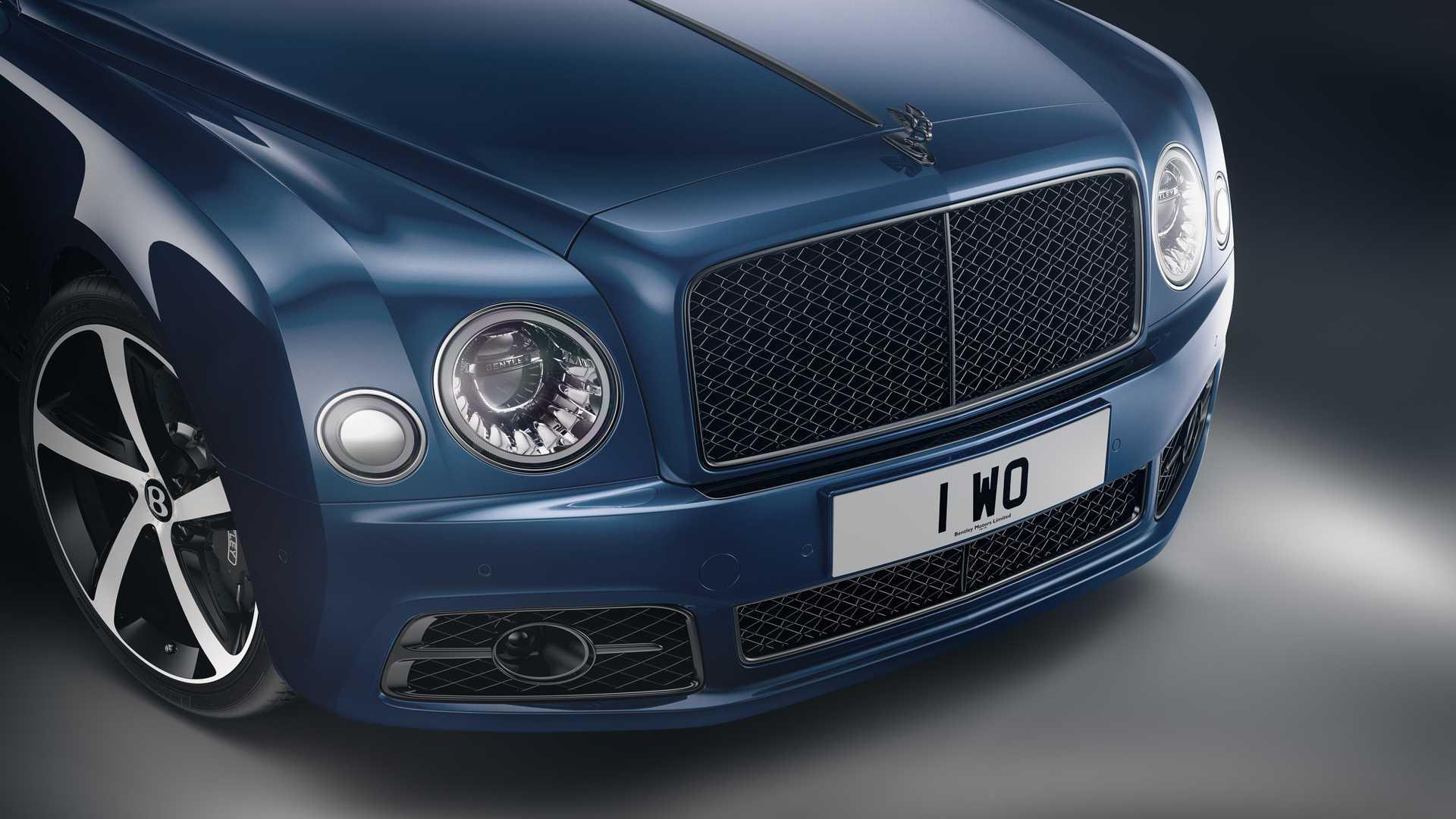 Bentley Mulsanne 6.75 Edition, mạnh 530 mã lực, phiên bản giới hạn 50 chiếc - 3