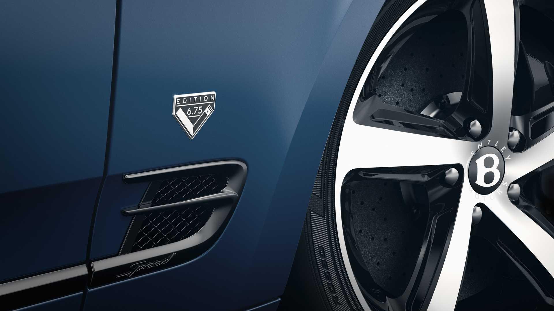 Bentley Mulsanne 6.75 Edition, mạnh 530 mã lực, phiên bản giới hạn 50 chiếc - 4