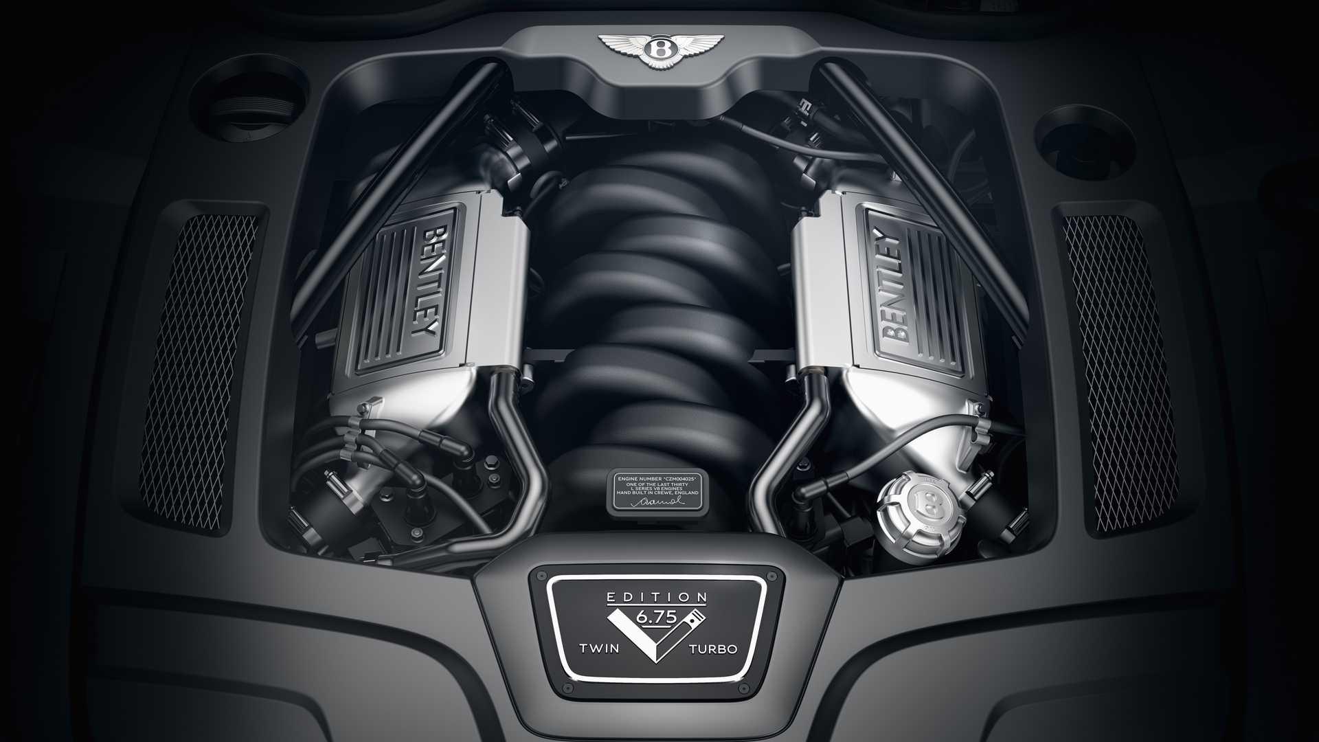 Bentley Mulsanne 6.75 Edition, mạnh 530 mã lực, phiên bản giới hạn 50 chiếc - 5