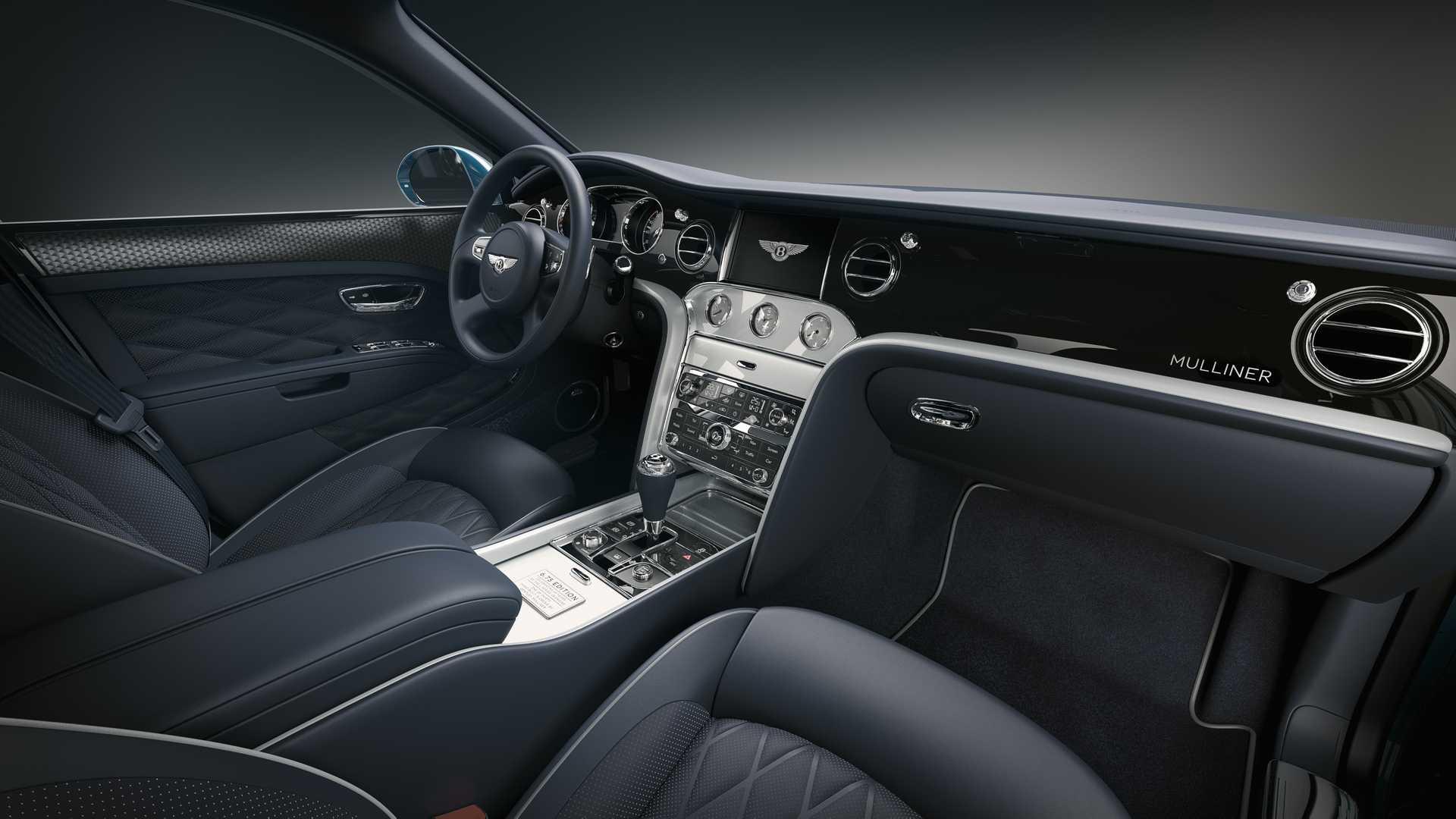 Bentley Mulsanne 6.75 Edition, mạnh 530 mã lực, phiên bản giới hạn 50 chiếc - 7