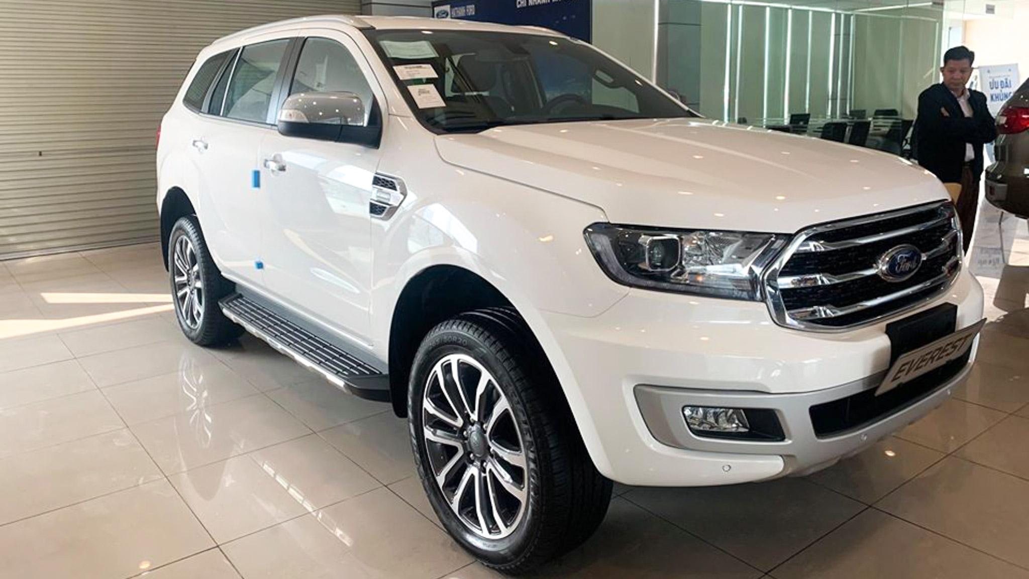 Ford Everest 2020 được nâng cấp, giá gần 1,2 tỷ đồng tại Việt Nam - 3