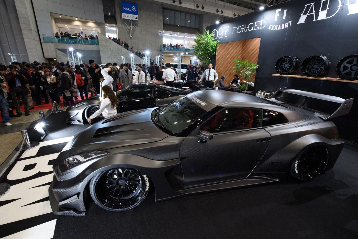 Hàng trăm mẫu xe độc đáo ra mắt tại triển lãm Tokyo Auto Salon 2020 - 15