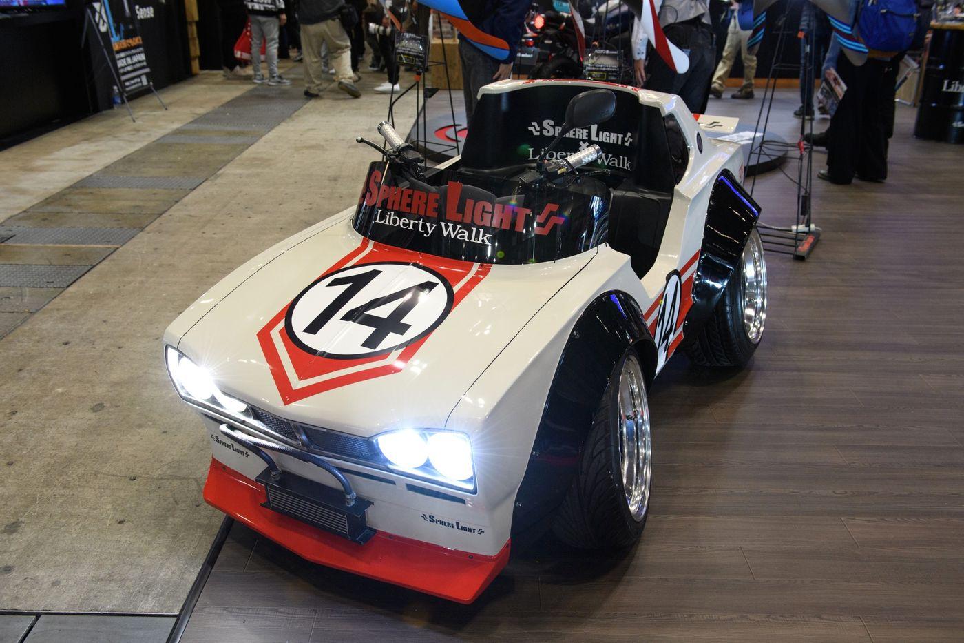 Hàng trăm mẫu xe độc đáo ra mắt tại triển lãm Tokyo Auto Salon 2020 - 16