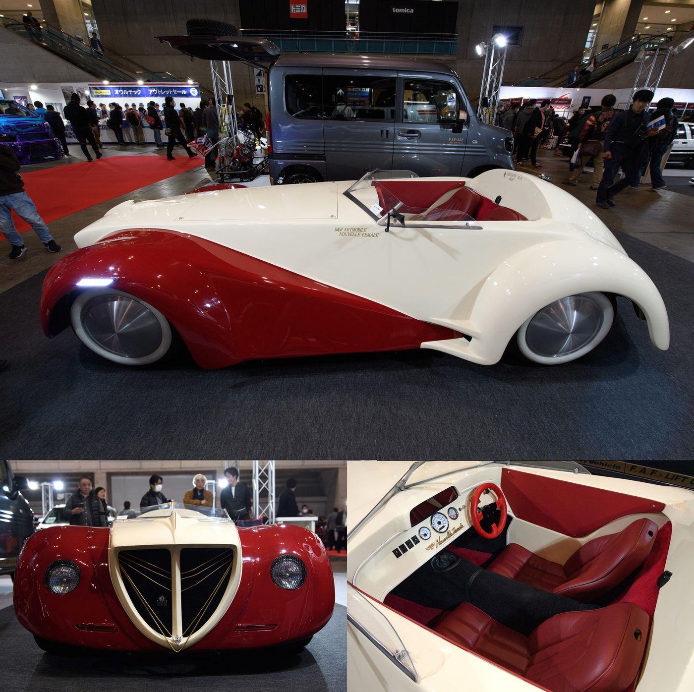 Hàng trăm mẫu xe độc đáo ra mắt tại triển lãm Tokyo Auto Salon 2020 - 18