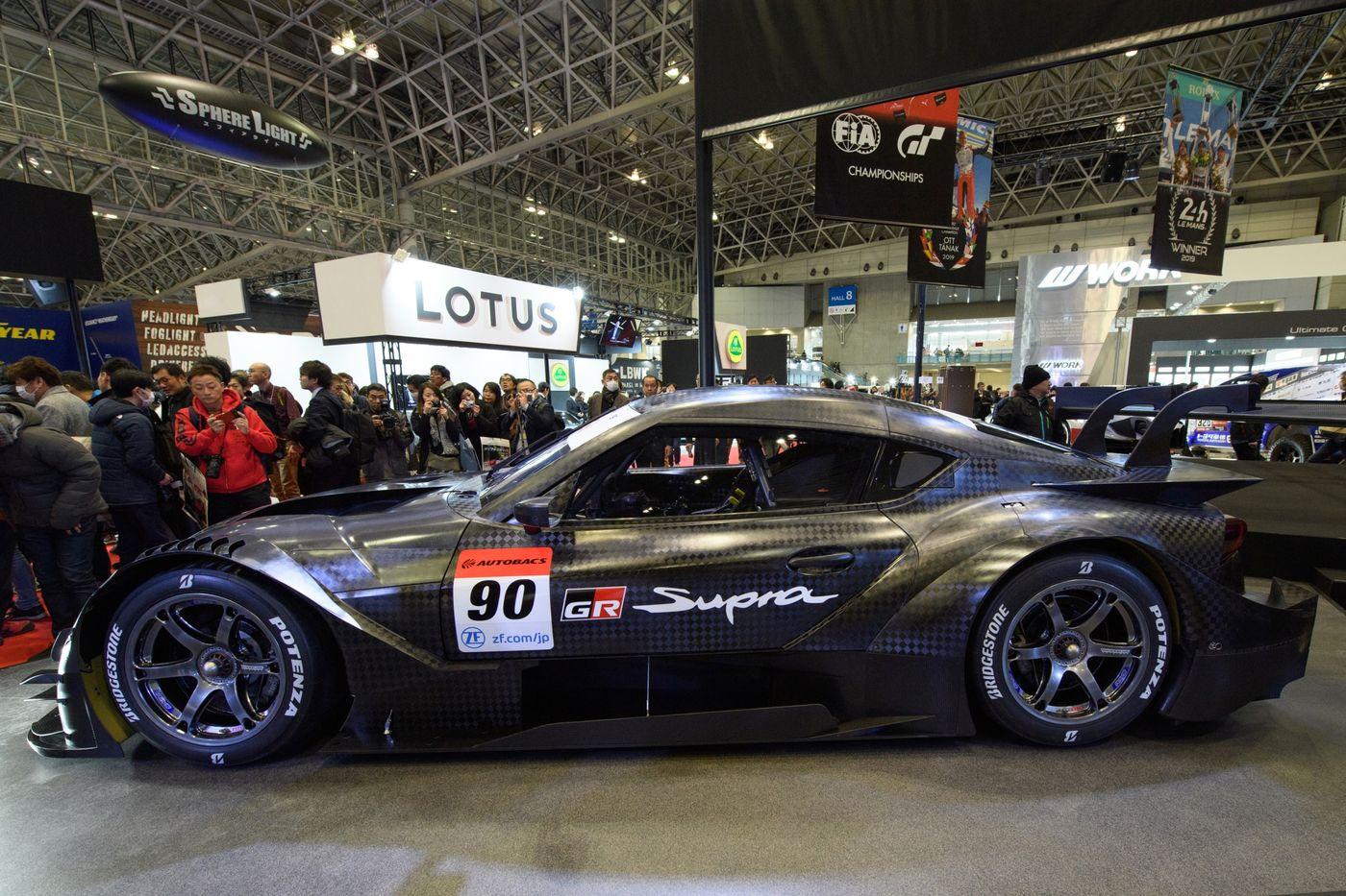 Hàng trăm mẫu xe độc đáo ra mắt tại triển lãm Tokyo Auto Salon 2020 - 21