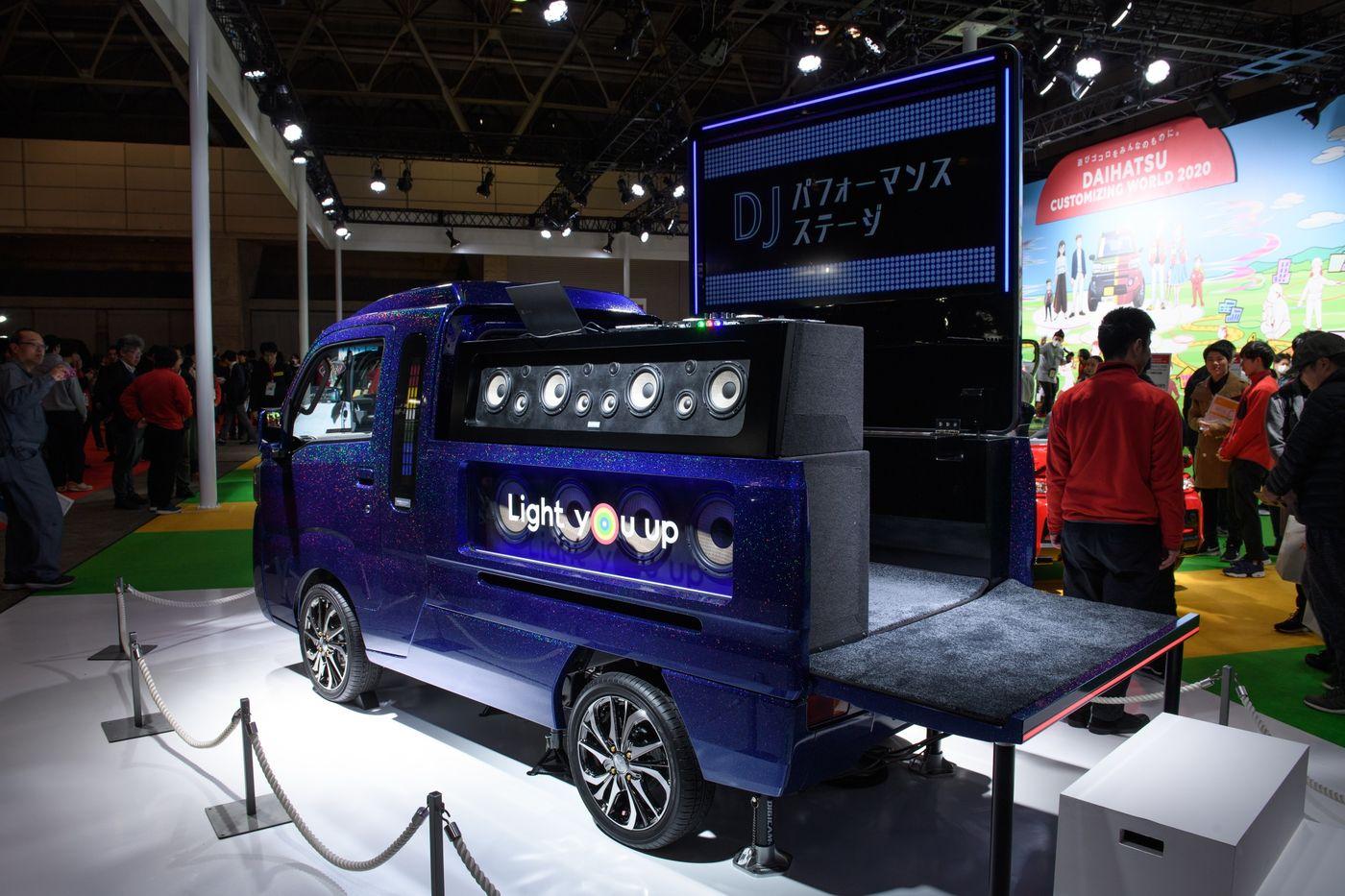 Hàng trăm mẫu xe độc đáo ra mắt tại triển lãm Tokyo Auto Salon 2020 - 22