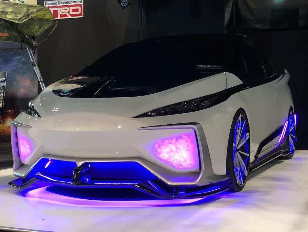Hàng trăm mẫu xe độc đáo ra mắt tại triển lãm Tokyo Auto Salon 2020 - 6