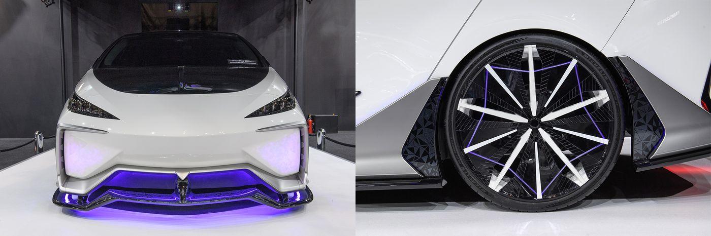Hàng trăm mẫu xe độc đáo ra mắt tại triển lãm Tokyo Auto Salon 2020 - 9