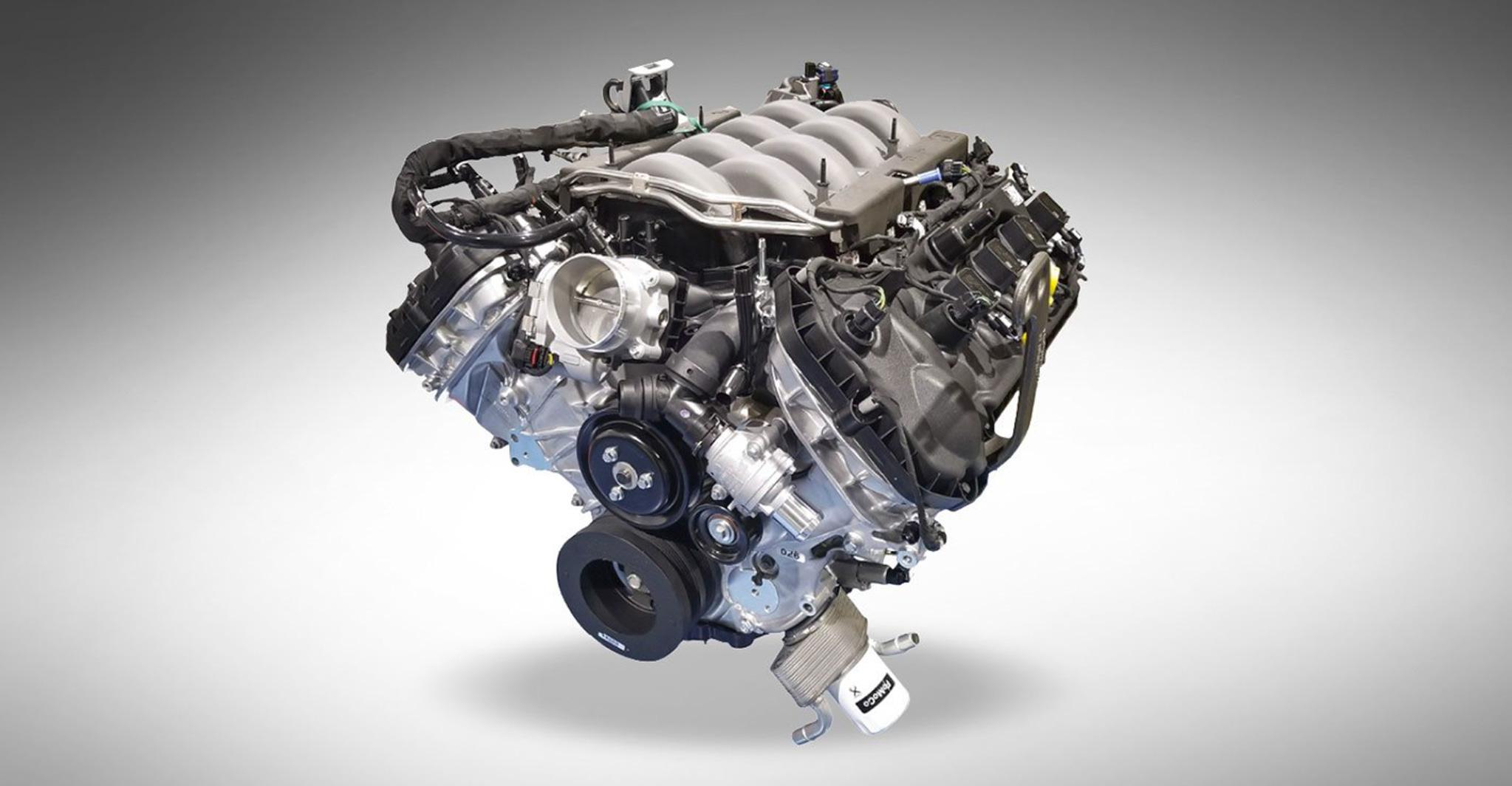 Ford Ranger Raptor sắp có phiên bản lắp động cơ xăng V8 5.0L tại Úc - 02