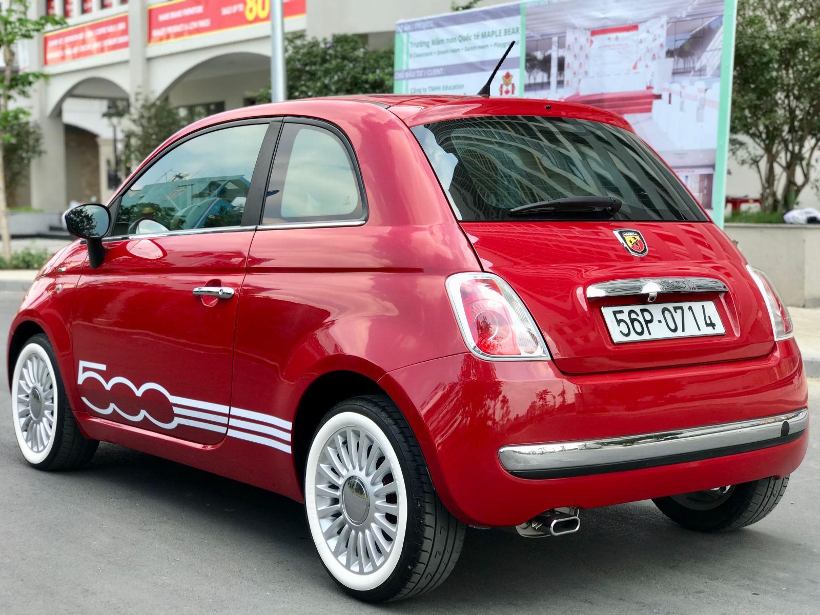 Cận ảnh Fiat 500 qua 10 năm sử dụng, giá 400 triệu đồng tại Việt Nam - 2