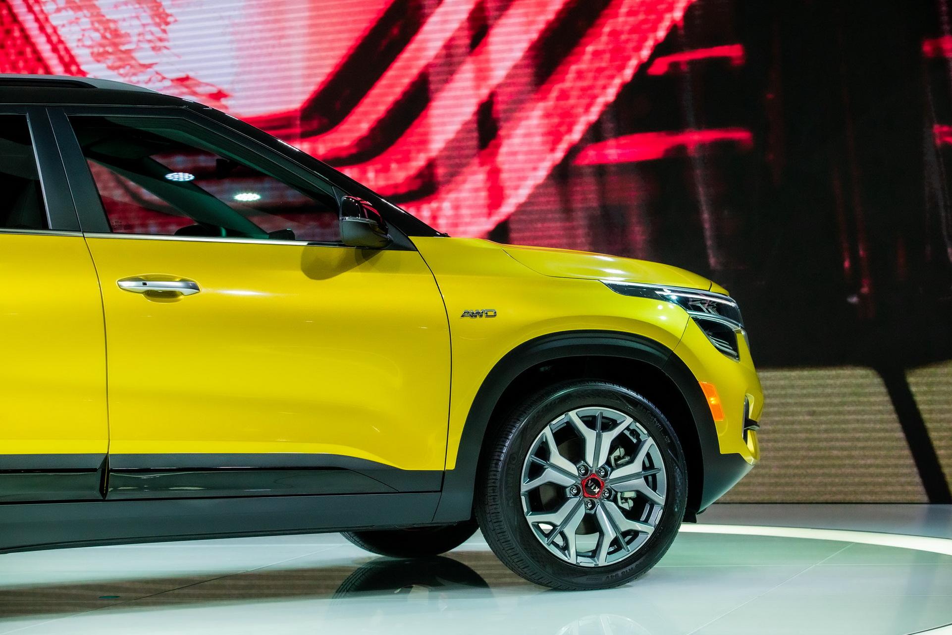 Kia Seltos 2021 hoàn toàn mới có giá từ 510 triệu đồng tại Mỹ - 10
