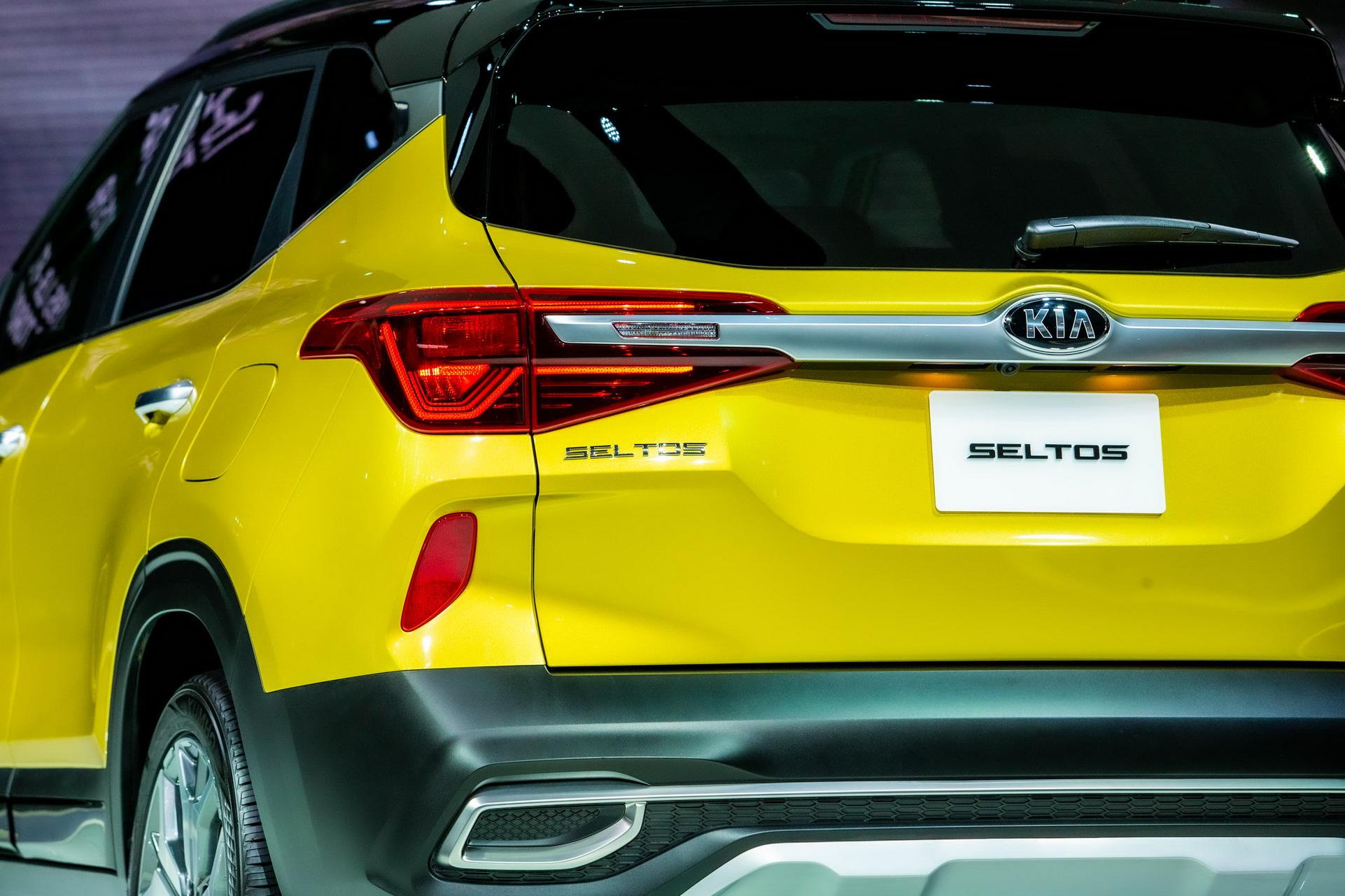 Kia Seltos 2021 hoàn toàn mới có giá từ 510 triệu đồng tại Mỹ - 11