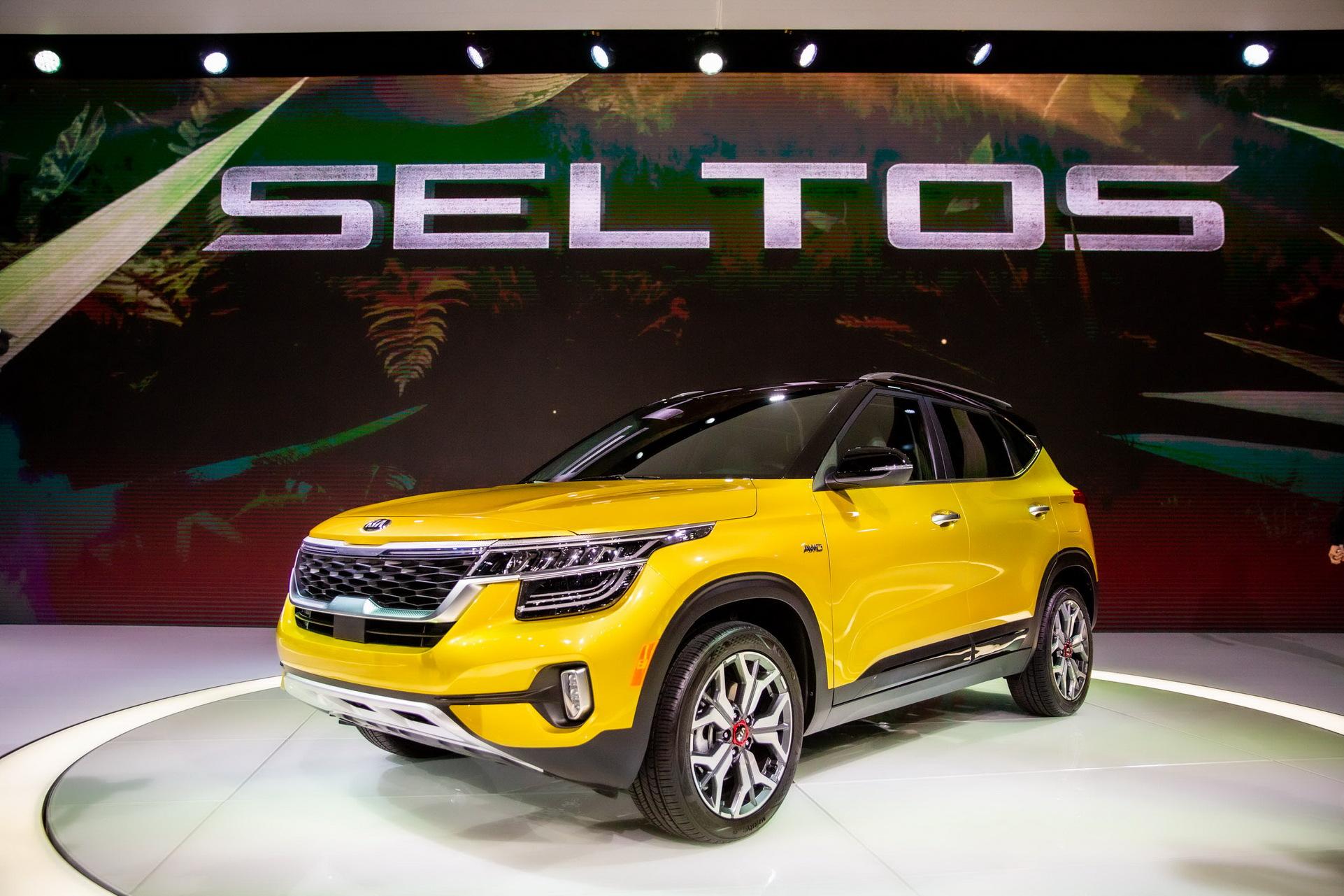 Kia Seltos 2021 hoàn toàn mới có giá từ 510 triệu đồng tại Mỹ - 13