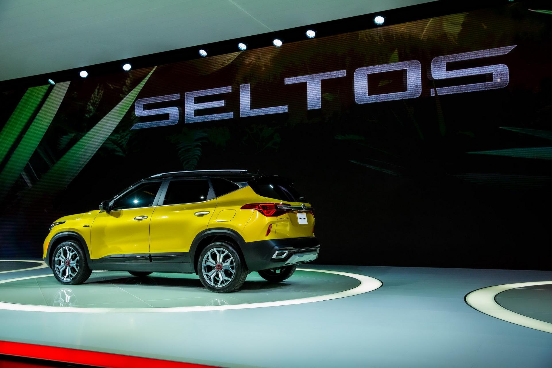 Kia Seltos 2021 hoàn toàn mới có giá từ 510 triệu đồng tại Mỹ - 5