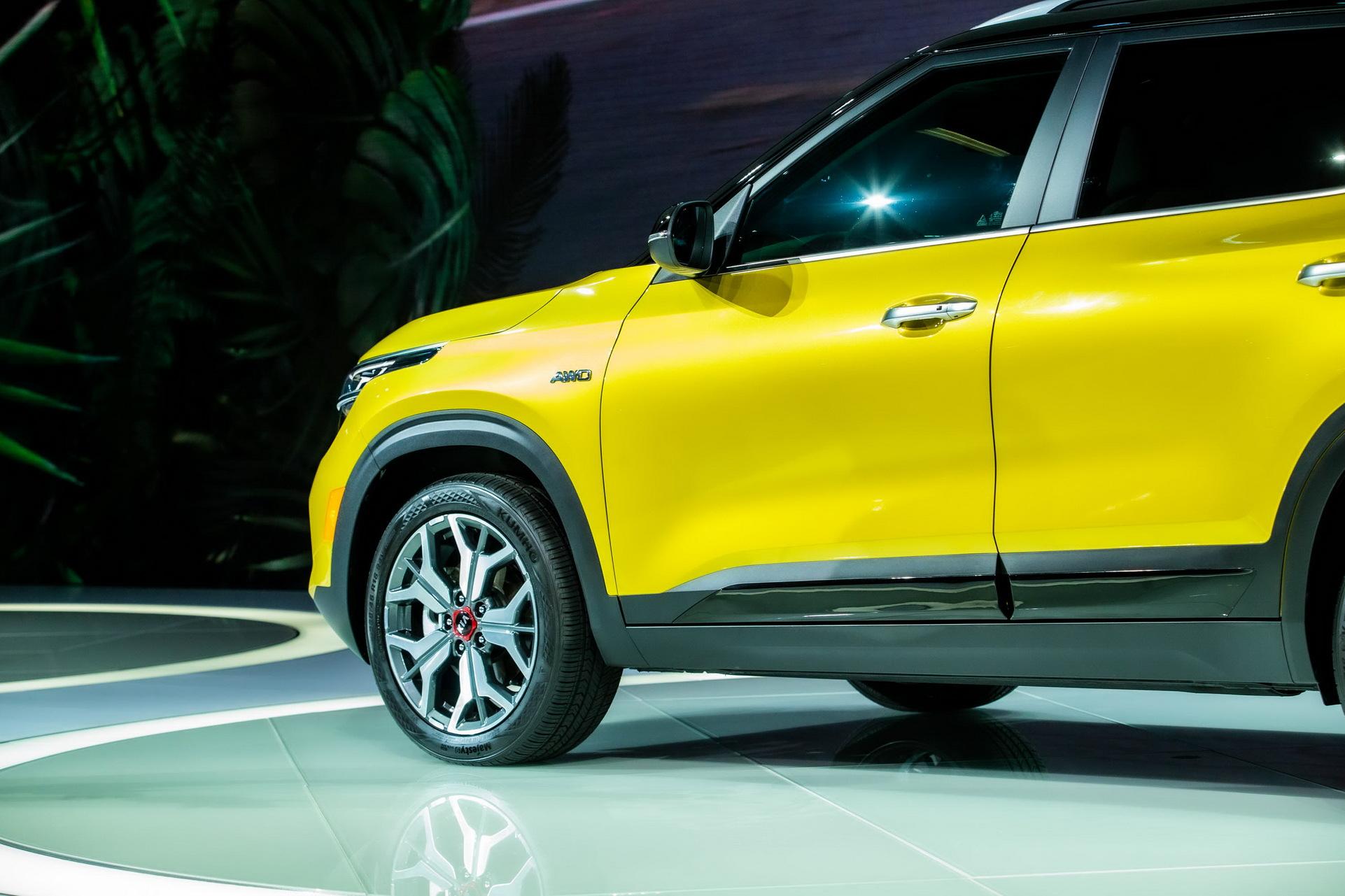 Kia Seltos 2021 hoàn toàn mới có giá từ 510 triệu đồng tại Mỹ - 6