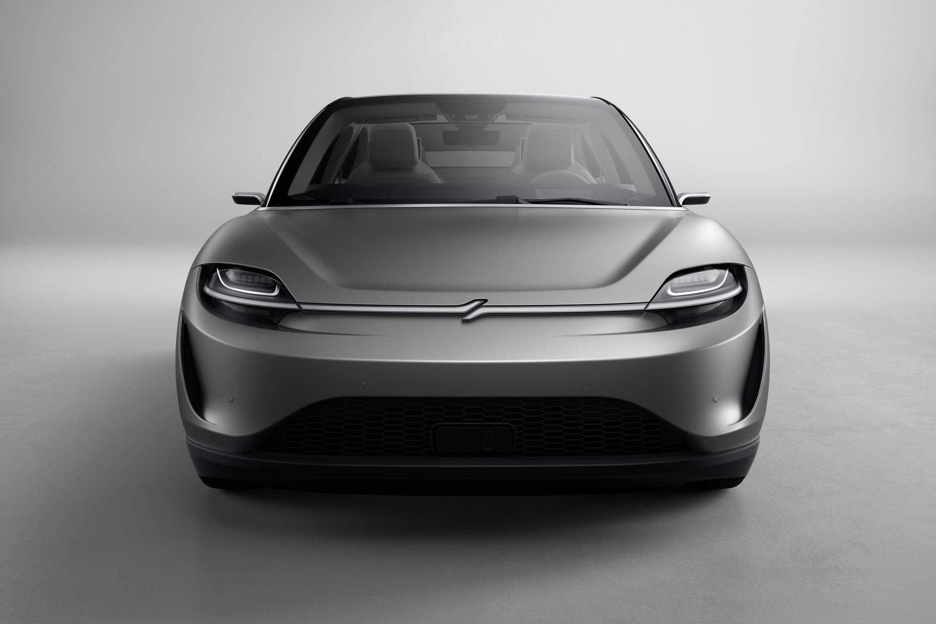 Sony bất ngờ ra mắt mẫu xe điện Vision-S tại CES 2020 - 4