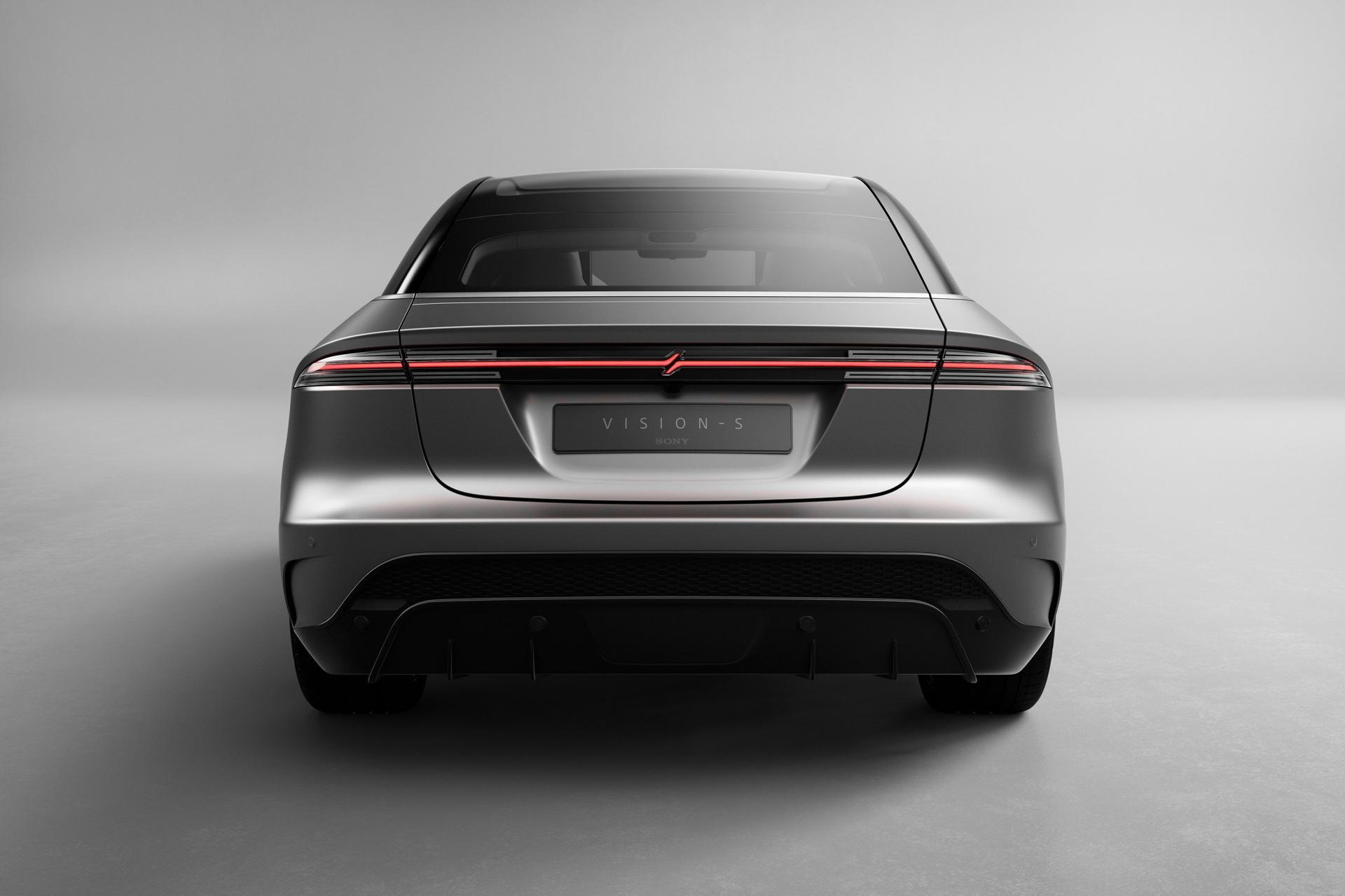 Sony bất ngờ ra mắt mẫu xe điện Vision-S tại CES 2020 - 5