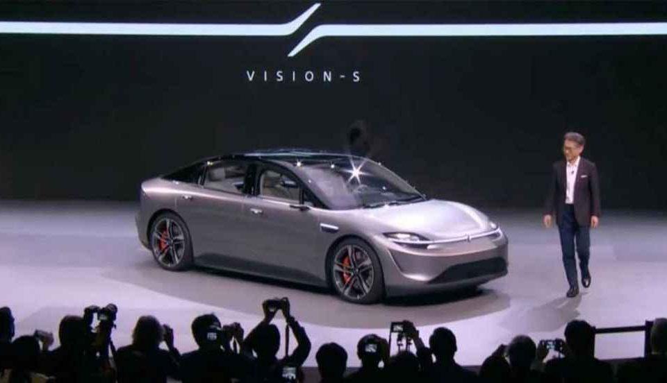 Sony bất ngờ ra mắt mẫu xe điện Vision-S tại CES 2020 - 19
