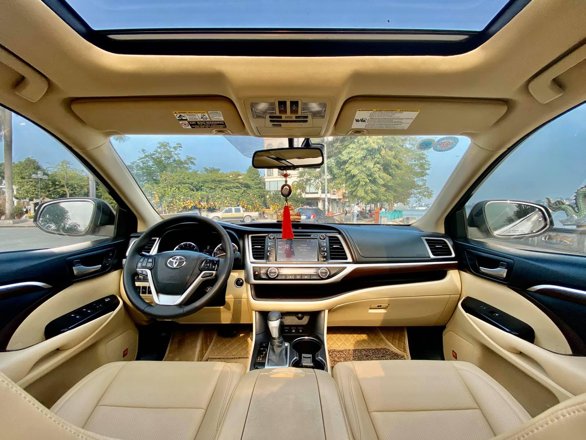 Toyota Highlander Limited 2015, 6 chỗ ngồi hàng hiếm tại Việt Nam - 5