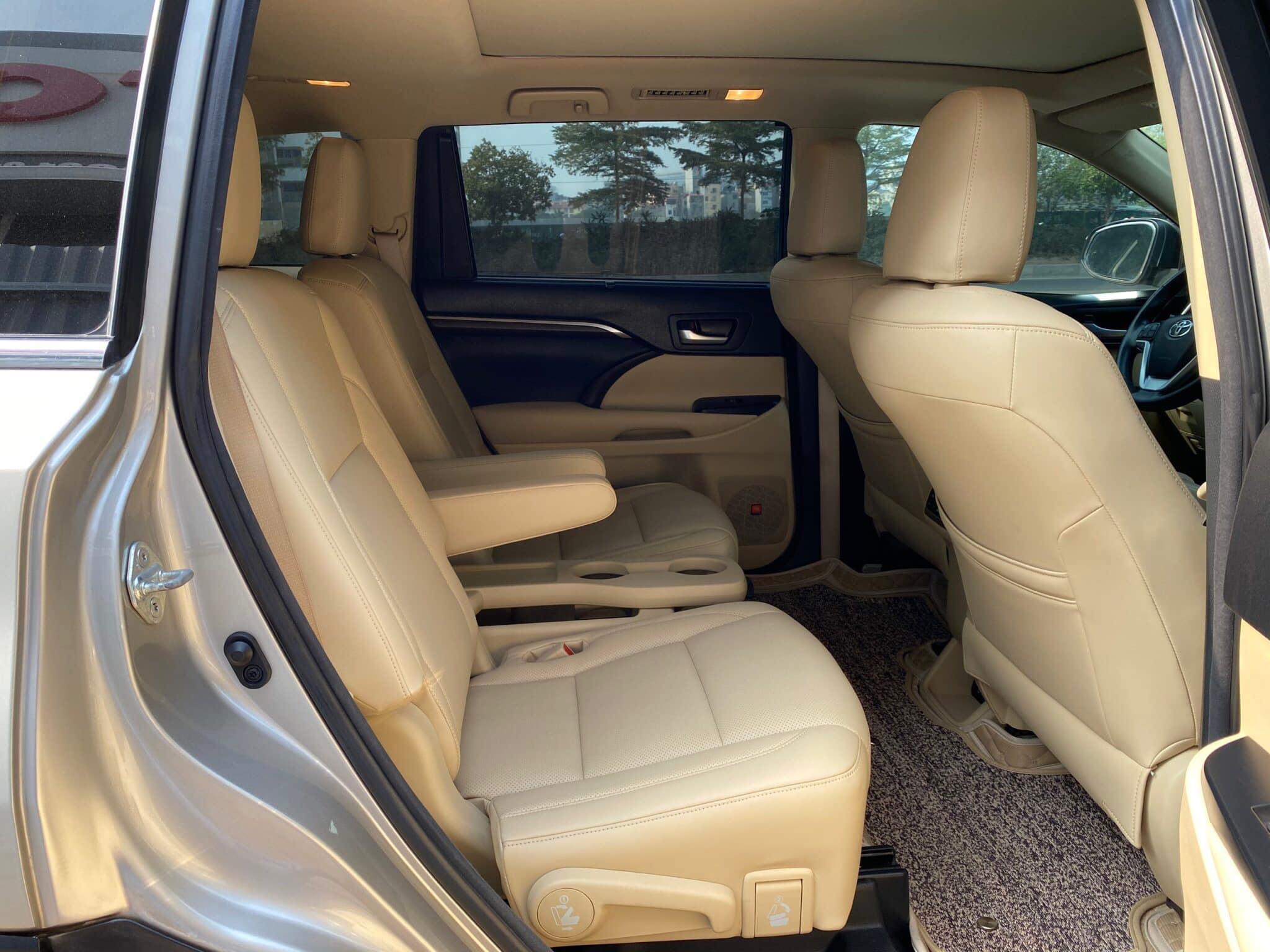 Toyota Highlander Limited 2015, 6 chỗ ngồi hàng hiếm tại Việt Nam - 09
