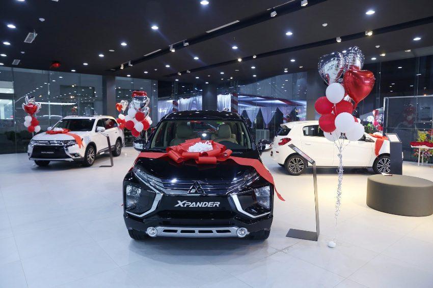 Bảng giá xe Mitsubishi tháng 01-2020