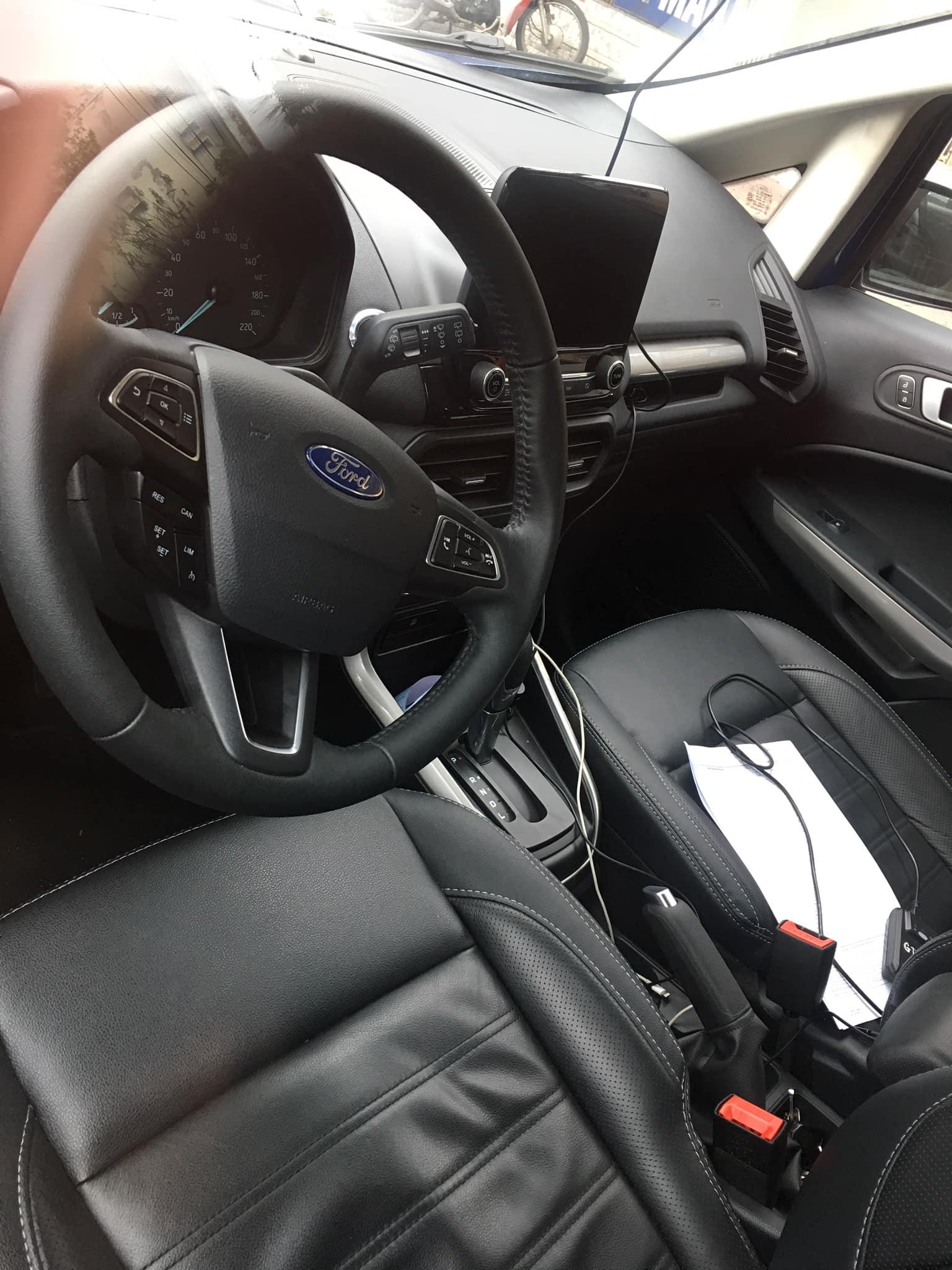 Lộ diện Ford Ecosport mới tại Việt Nam, không có bánh dự phòng - 3