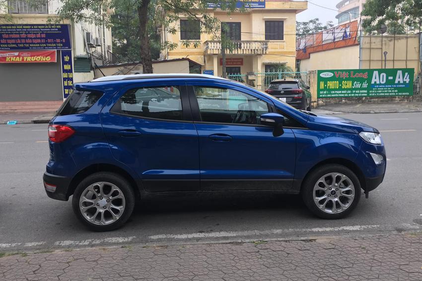 Lộ diện Ford Ecosport mới tại Việt Nam, không có bánh dự phòn5