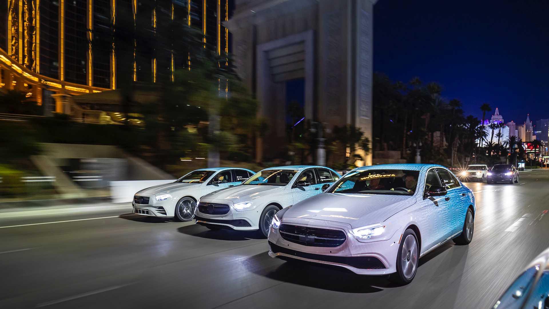 Hé lộ hình ảnh Mercedes-Benz E-Class facelift, thiết kế và động cơ mới - 02