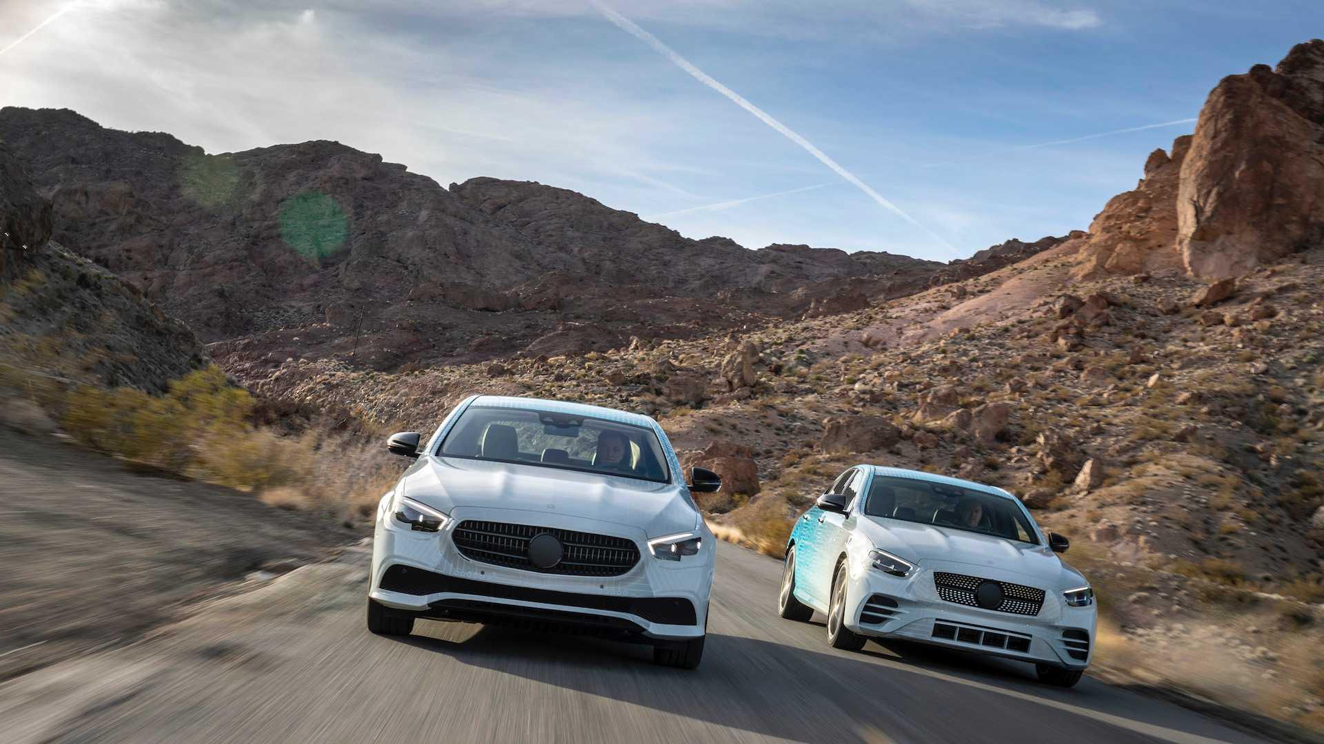 Hé lộ hình ảnh Mercedes-Benz E-Class facelift, thiết kế và động cơ mới - 04