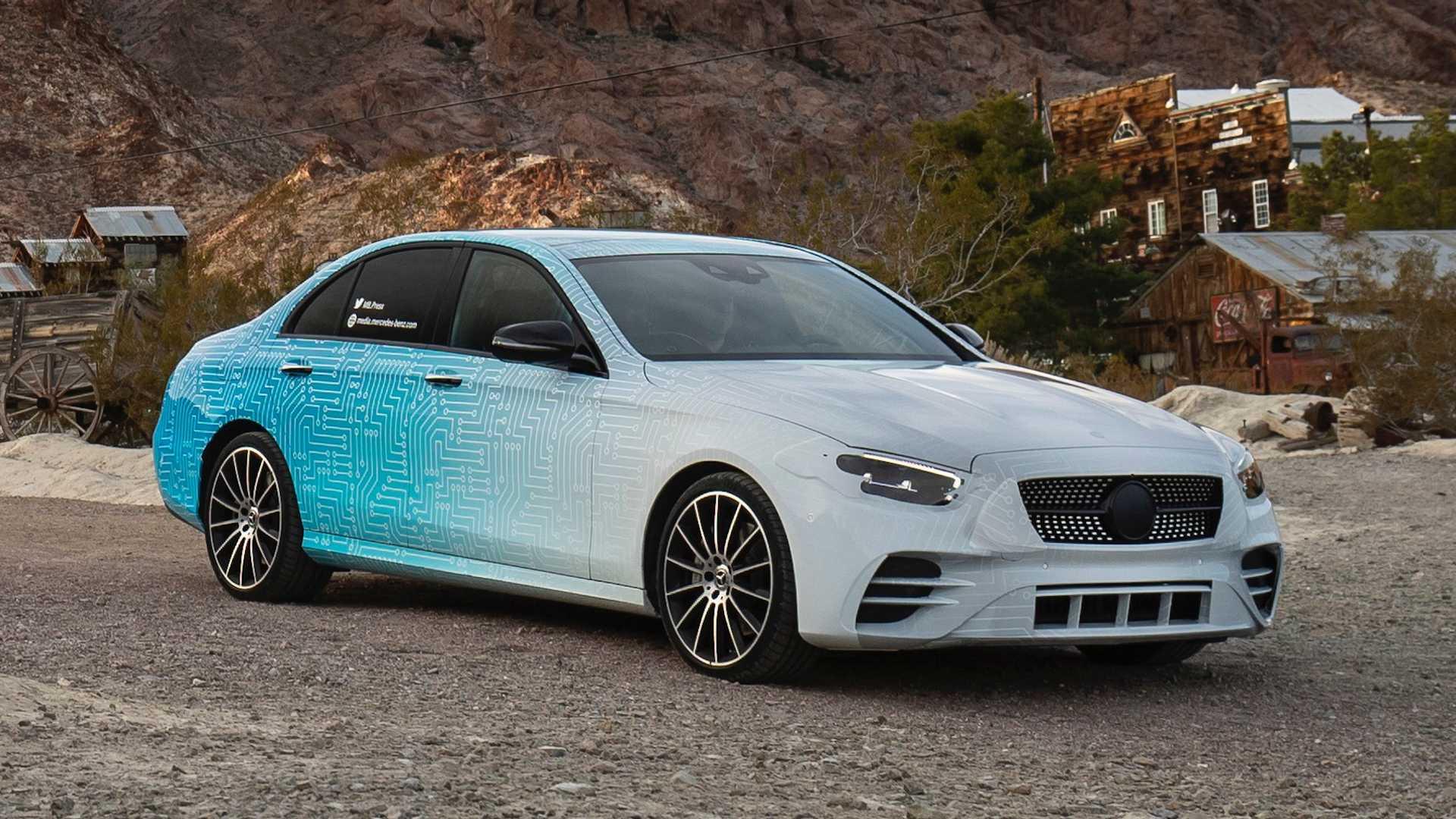 Hé lộ hình ảnh Mercedes-Benz E-Class facelift, thiết kế và động cơ mới - 08