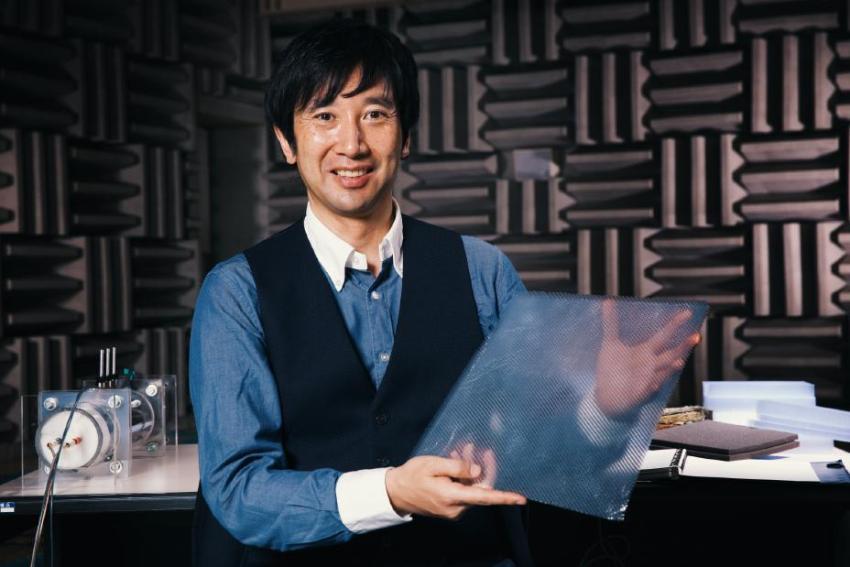 công nghệ cách âm mới của Nissan