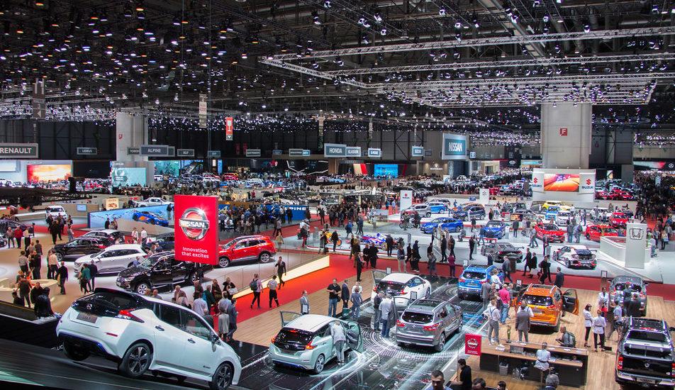 Triển lãm xe Geneva Motor Show 2020 bị huỷ bỏ vì do virus Corona - 2