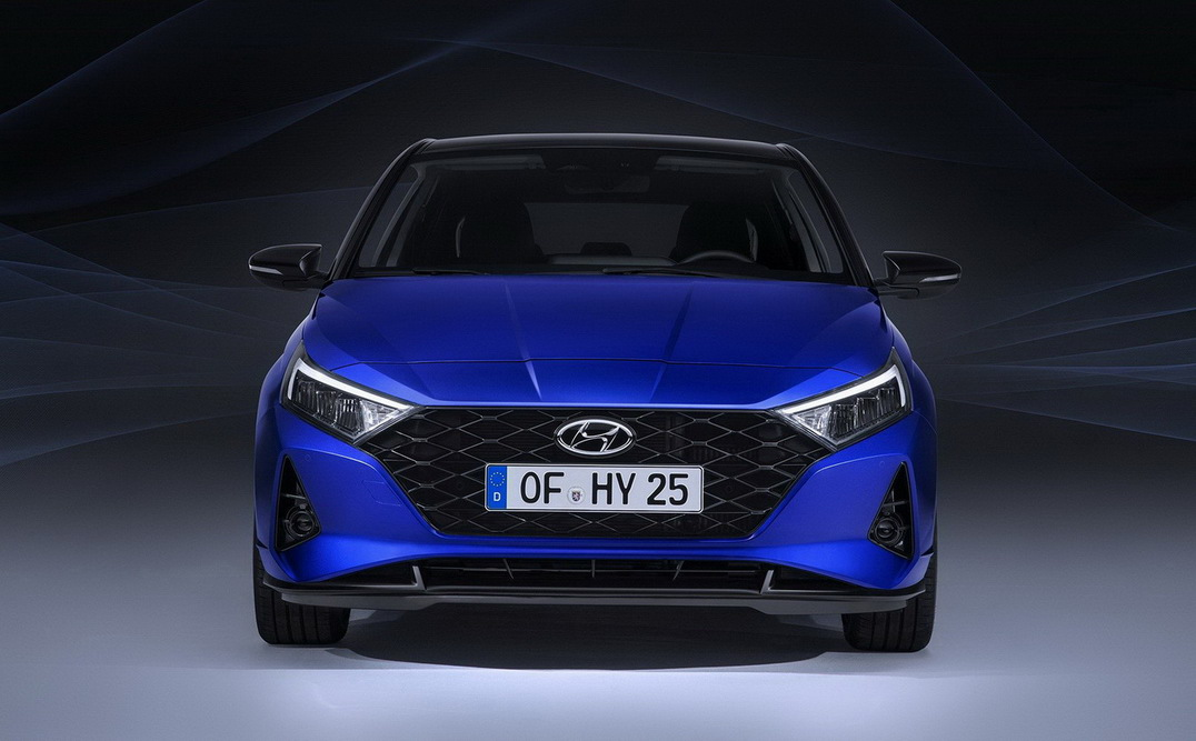Lộ hình ảnh Hyundai i20 2020 sắp ra mắt - 3