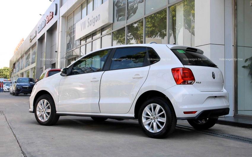 Volkswagen Polo 2020 ra mắt tại Việt Nam -1