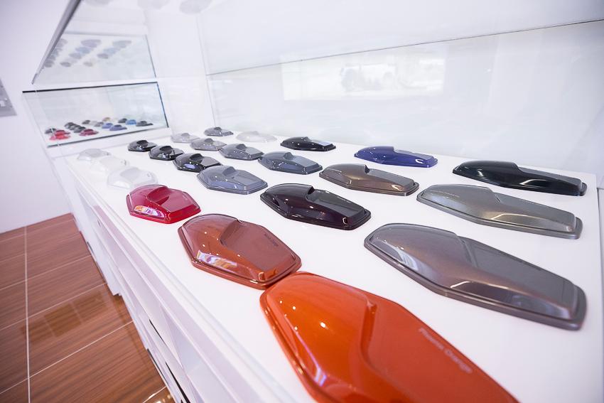 Không gian trưng bày Jaguar Land Rover đầu tiên tại thành phố Hồ Chí Minh - 17
