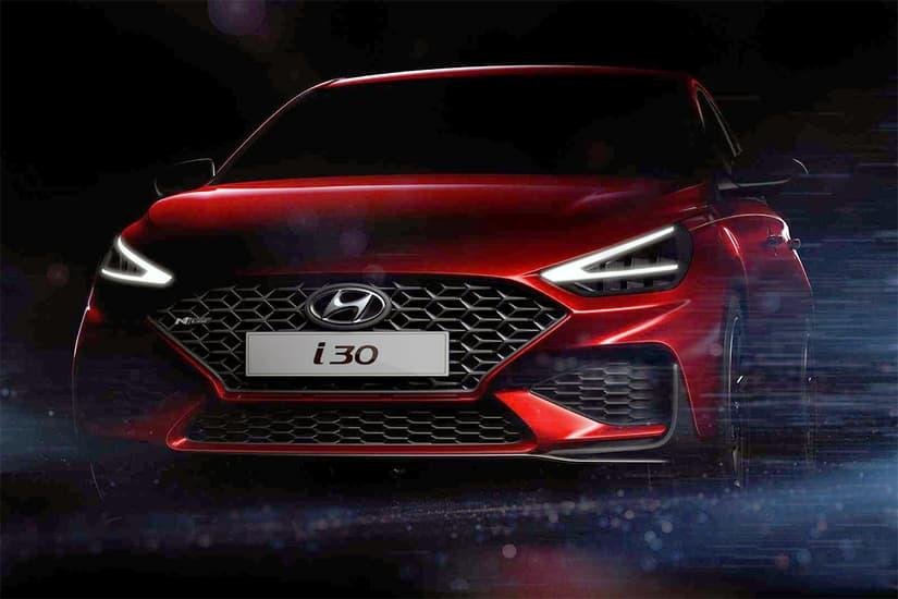 Hyundai i30 2020 lộ kiểu dáng mới cực chất - 2