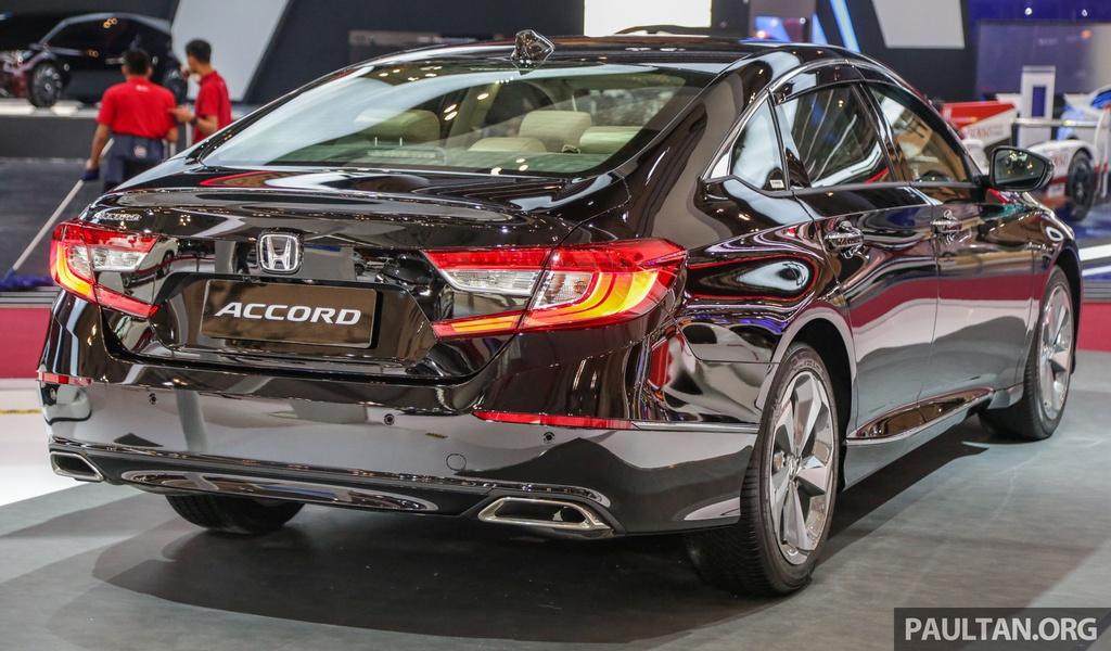 Honda Accord 2020 ra mắt Malaysia mạnh hơn phiên bản Việt? - 2
