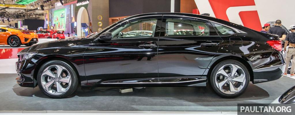 Honda Accord 2020 ra mắt Malaysia mạnh hơn phiên bản Việt? - 3