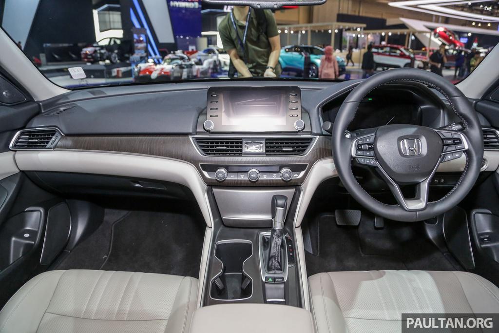 Honda Accord 2020 ra mắt Malaysia mạnh hơn phiên bản Việt? - 5