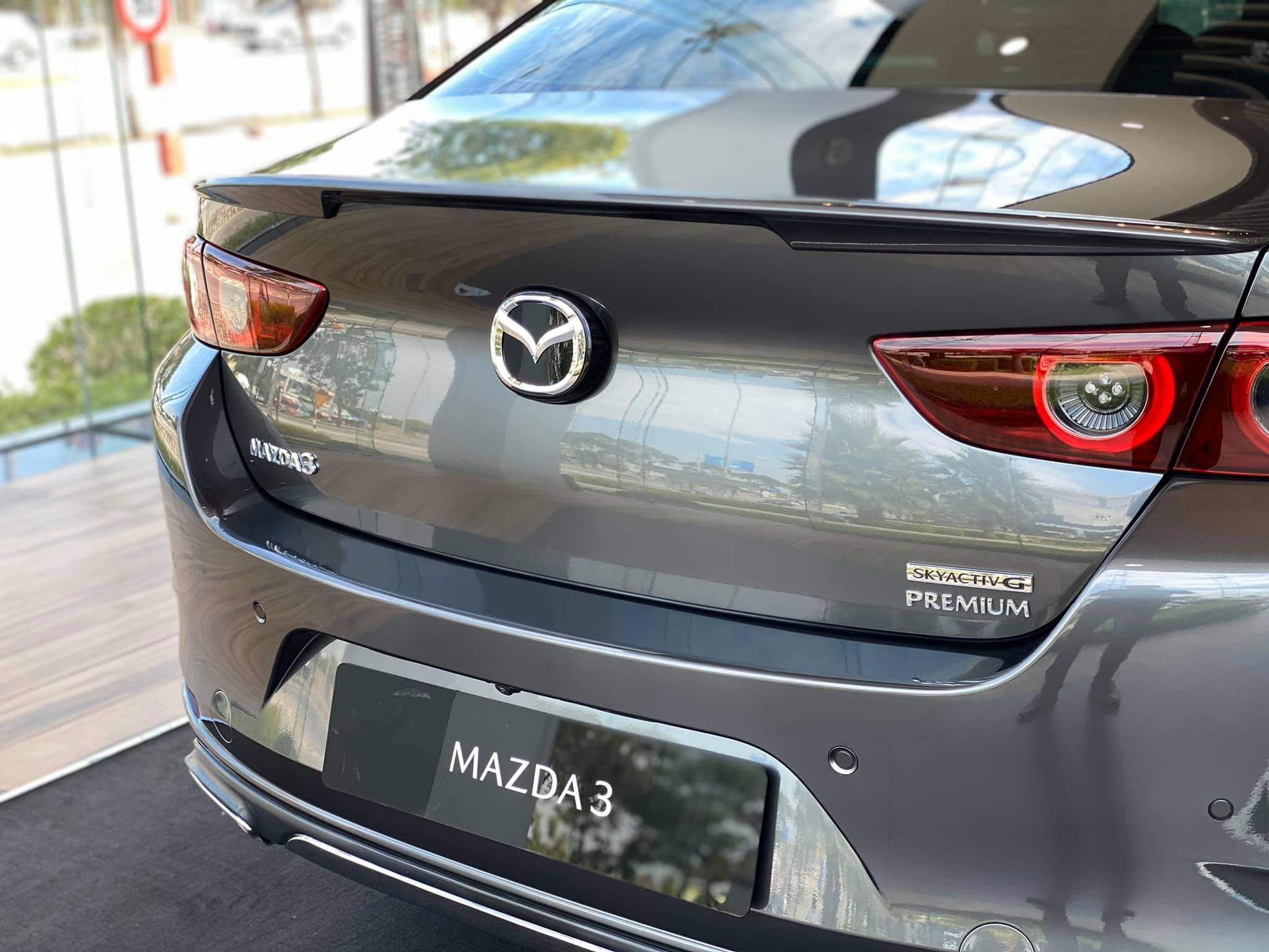 Cận cảnh Mazda3 2020 phiên bản Premium giá 839 triệu đồng tại Việt Nam - 4