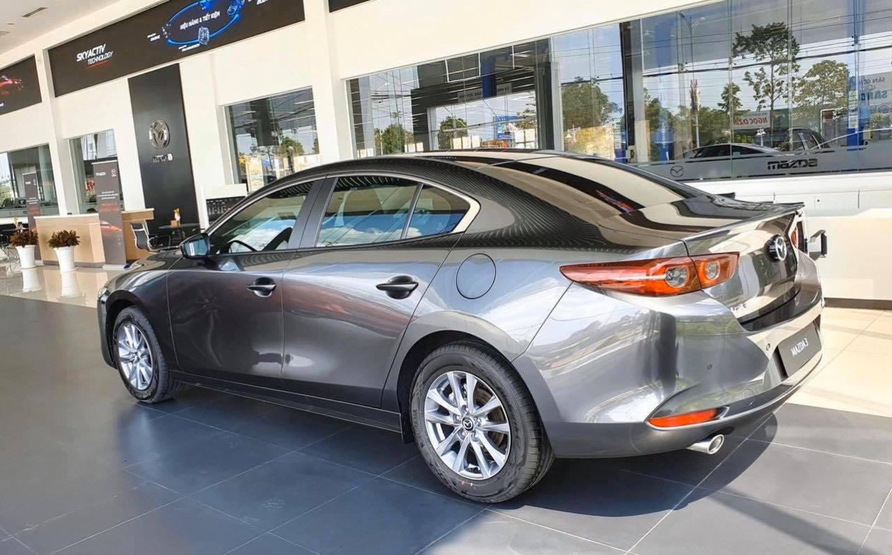 Cận cảnh Mazda3 2020 phiên bản Premium giá 839 triệu đồng tại Việt Nam - 6