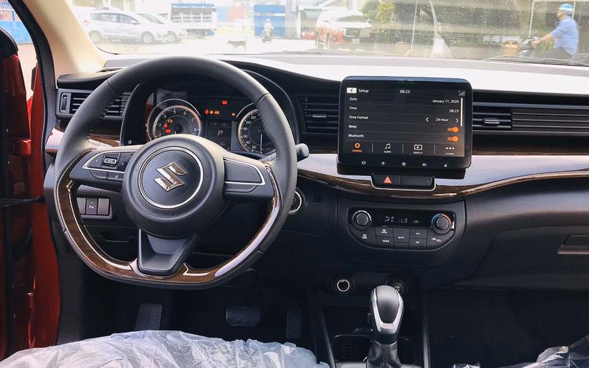 Cận cảnh Suzuki Ertiga 2020 về Việt Nam, thêm trang bị và tăng giá bán - 3