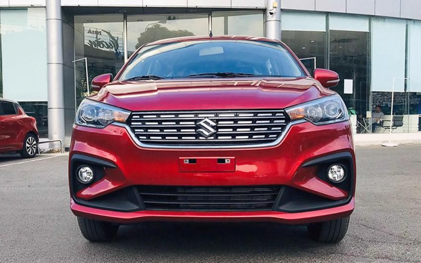 Cận cảnh Suzuki Ertiga 2020 về Việt Nam, thêm trang bị và tăng giá bán - 4