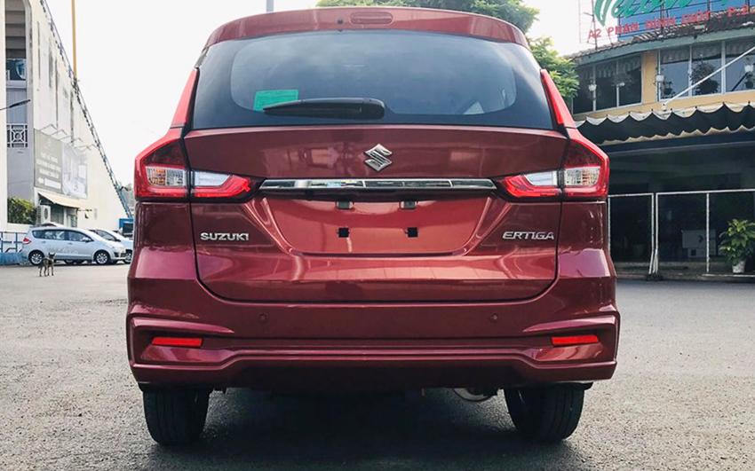 Cận cảnh Suzuki Ertiga 2020 về Việt Nam, thêm trang bị và tăng giá bán - 8