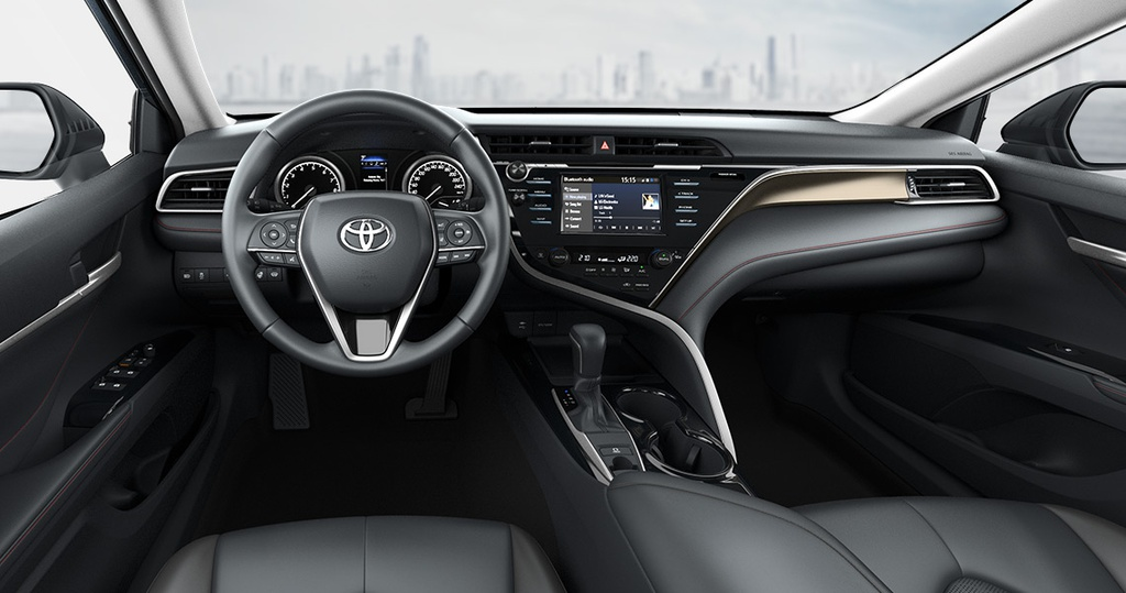 Toyota Camry S-Edition phiên bản thể thao hấp dẫn giới trẻ - 4