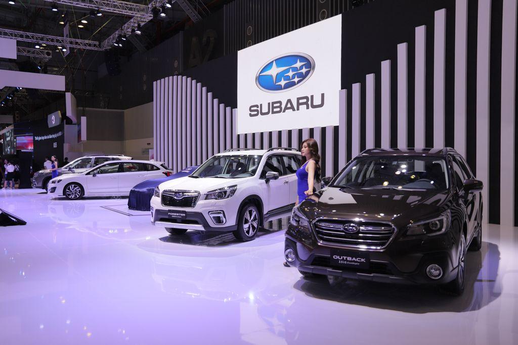 Subaru siêu ưu đãi tới 180 triệu đồng cho dòng xe Forester - 3