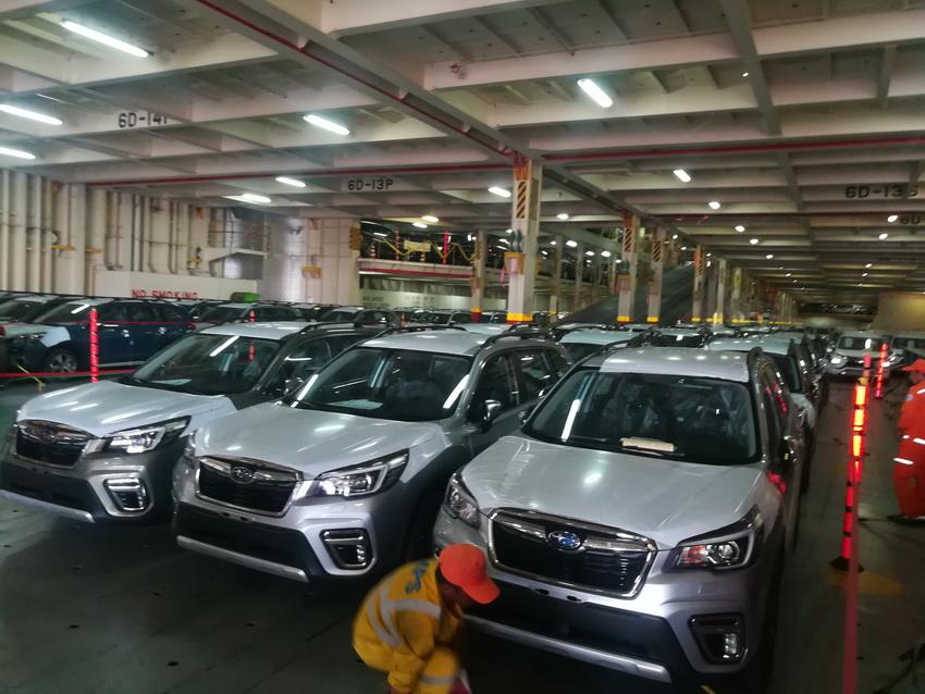 ô tô nhập khẩu tháng 1-2020